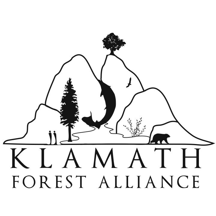 Klamath Forest Alliance logo